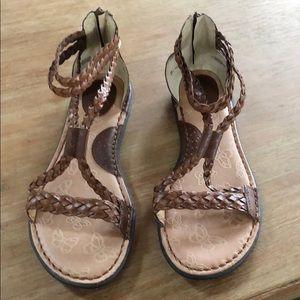 BORN CONCEPT (B.O.C.) Ankle Strap Sandal